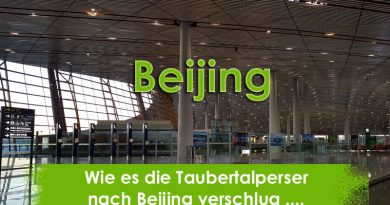 Beijing, Taubertalperser, Reisen, Travel, China,
