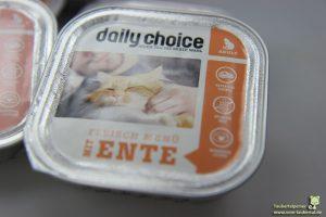 daily choice, Katzenfutter, unabhängiger Futtertest, Taubertalperser, Katzenblog, neutral,