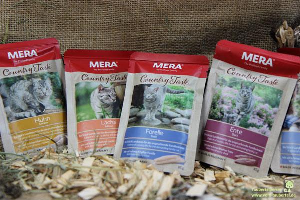 Mera Country Taste, Katzenfuttertest, unabhängiger Futtertest, Taubertalperser, Katzenblog