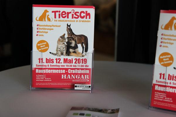 Tierisch, Crailsheim, Taubertalperser, Heimtiermesse, Katzenausstellung