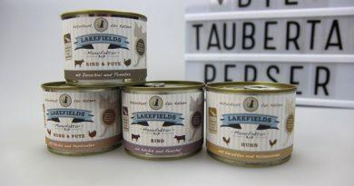 Lakefields, Katzennassfutter, Futtertest, Taubertalperser, Katzenfuttertest