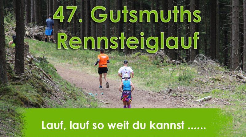 Rennsteiglauf, Gutsmuth, Rennsteig, Supermarahton Eisenach, Thüringen, Taubertalperser, Laufen, Sport