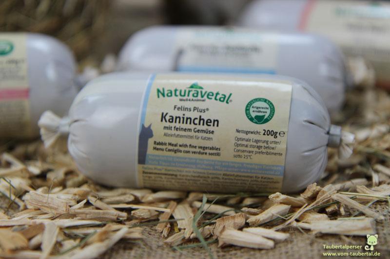 Naturavetal® Felins Plus, Hähnchen, Taubertalperser, unabhängiger Futtertest, Katzenfuttertest, Katzenblog, Taubertalperser