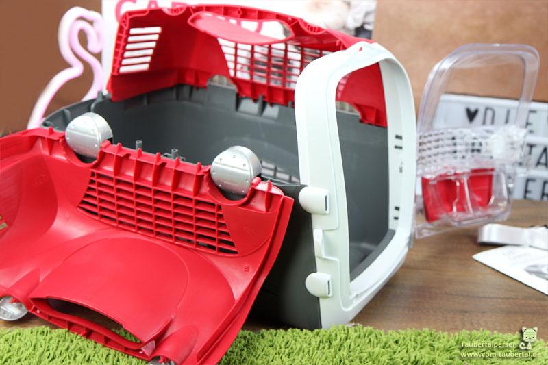 Catit Cabrio Transportbox, Taubertalperser, Produkttest, Produktvorstellung, unabhängiger Katzenblog