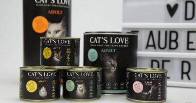 Cats Love, unabhängiger Futtertest, Katzenfuttertest, Taubertalperser