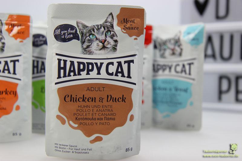 Happy Cat All Meat, Taubertalperser, Katzenfuttertest, unabhängiger Futtertest, Katzenblog