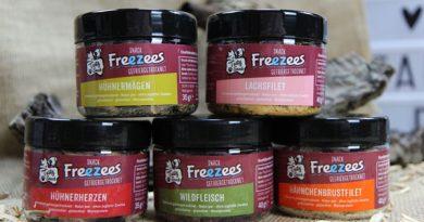 TastySnack Freezee, Taubertalperser, Katzenfutter, Snacktest, Futtertest, Katzenblog