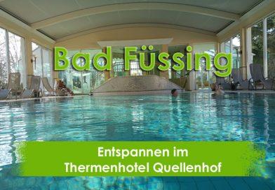 Thermenhotel Quellenhof, Bad Füssing, Taubertalperser, Reisen, Travel, Entspannung, Wellness