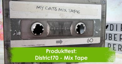 Mix Tape, District70, Taubertalperser, Produkttest, Kratzmöbel, Taubertalperser, Katzenblog
