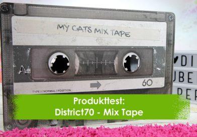 Mix Tape, District70, Taubertalperser, Produkttest, Kratzmöbel, Taubertalperser, Katzenblog