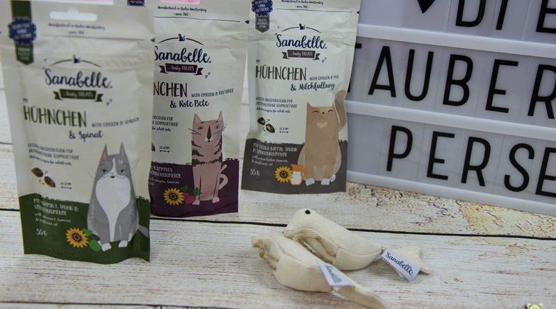 Sanabelle, Knusperkissen, Taubertalperser, Katzensnack, Leckerchen, Leckerbissen, Taubertalperser, Katzenblog