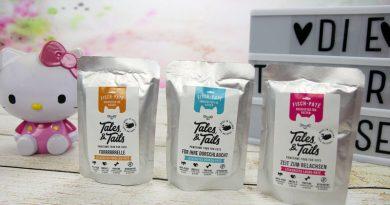 Tales & Tails, Taubertalperser, Katzenfuttertest, unabhängiger Katzenblog, unabhängiger Futtertest