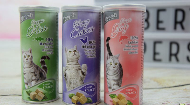 Moments, Crispy Snacks, Snacks, Leckerchen, Multifit, Katzen, Taubertalperser