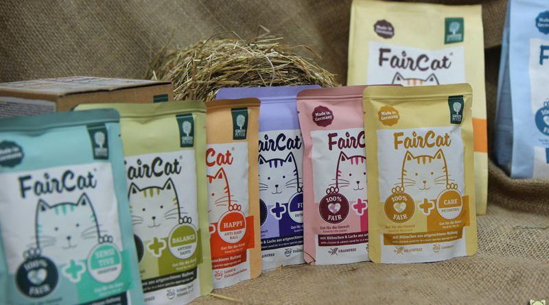 FairCat, Green Petfood, Taubertalperser, Katzenblog, unabhängiger Futtertest, Katzenfuttertest