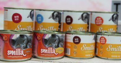 Smilla, Katzenfutter, Katzenfuttertest, unabhängiger Futtertest, Futterbewertung