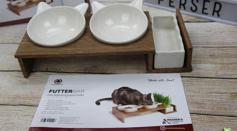 Canadian Cat Company, Taubertalperser, Futterbar