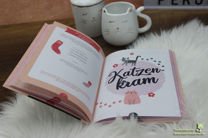 Samtpfotentage, Kreatives Eintragbuch, Taubertalperser, Katzenbuch, Katzenblog, Taubertalperser, Buchempfehlung