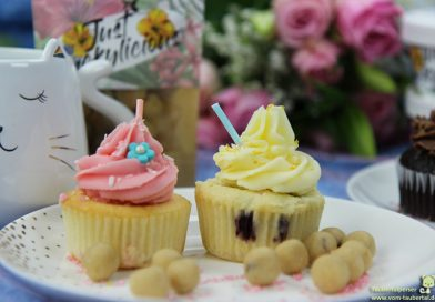 Just Luckylicious, Taubertalperser, Cupcake, Doughs, Cookie, Frosting, Sgnature Frosting, Vanille-Cake