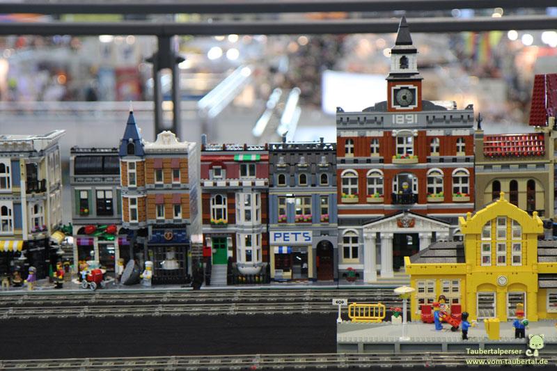 Messe Stuttgart, Lego, Taubertalperser, Messeherbst
