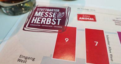 Animal 2019, Taubhertalperser, Messe Stuttgart, Messeherbst, Heimtiermesse
