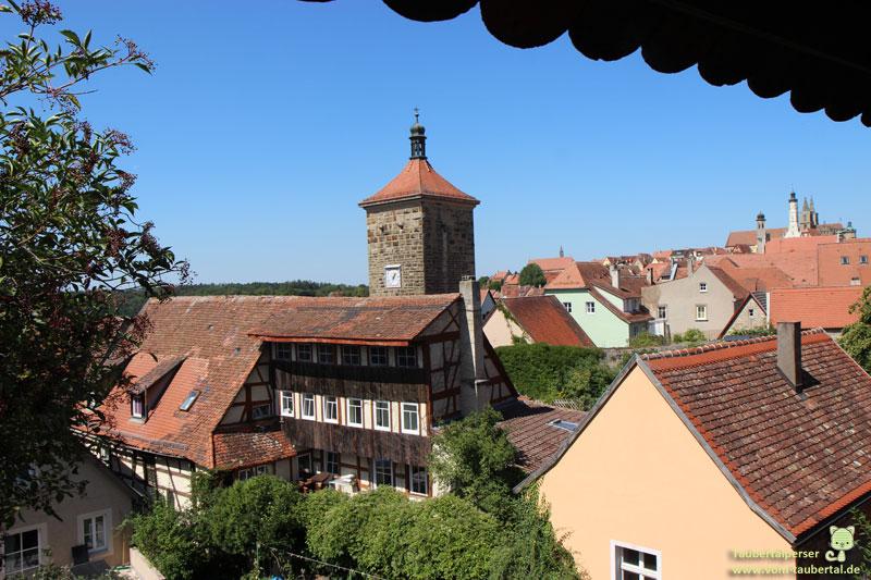 Rothenburg, Taubertalperser, Katzen