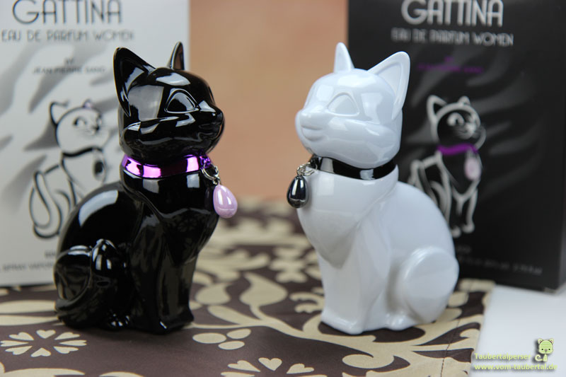 Taubertalperser, Parfum, Katze, Gattina