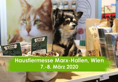 Haustiermesse Wien Marx-Hallen