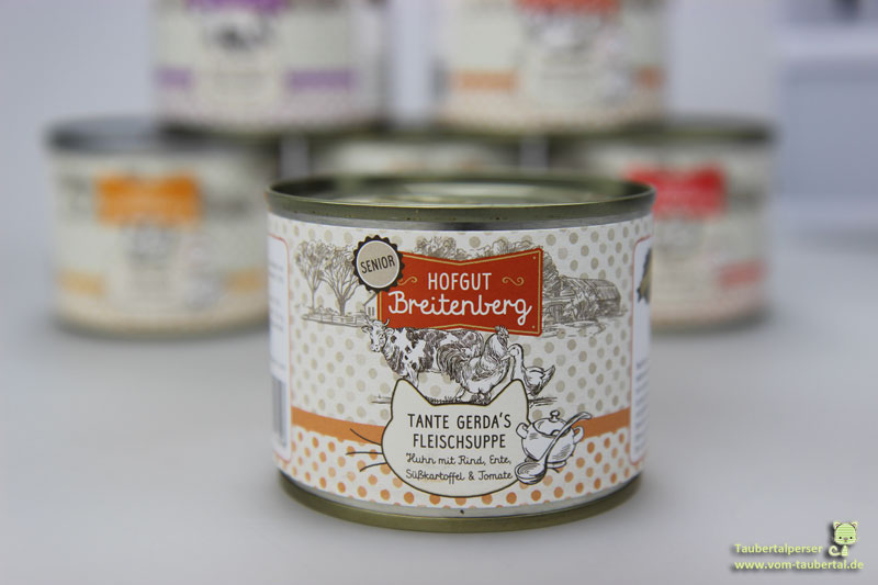 Hofgut Breitenberg, Katzenfuttertest, unabhängiger Futtertest, Taubertalperser, artgerechte Katzennahrung
