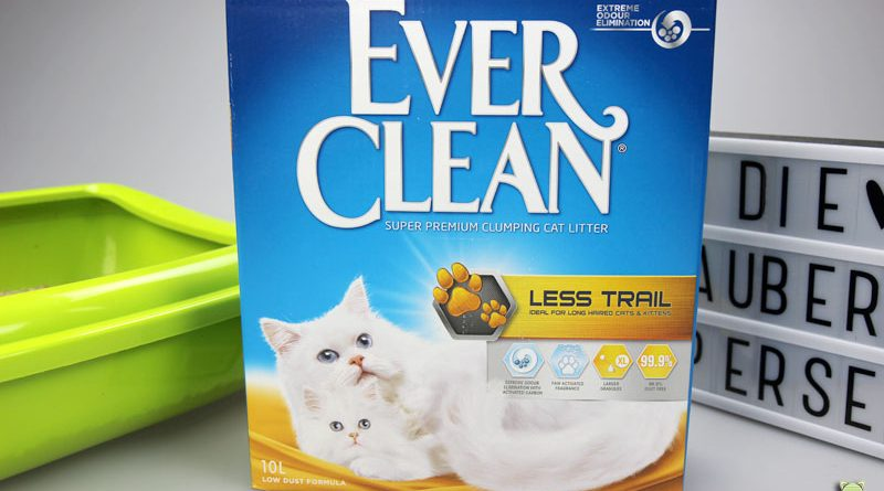 Ever Clean Less Trail Katzenstreu