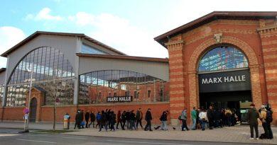 Marx-Halle, Wien