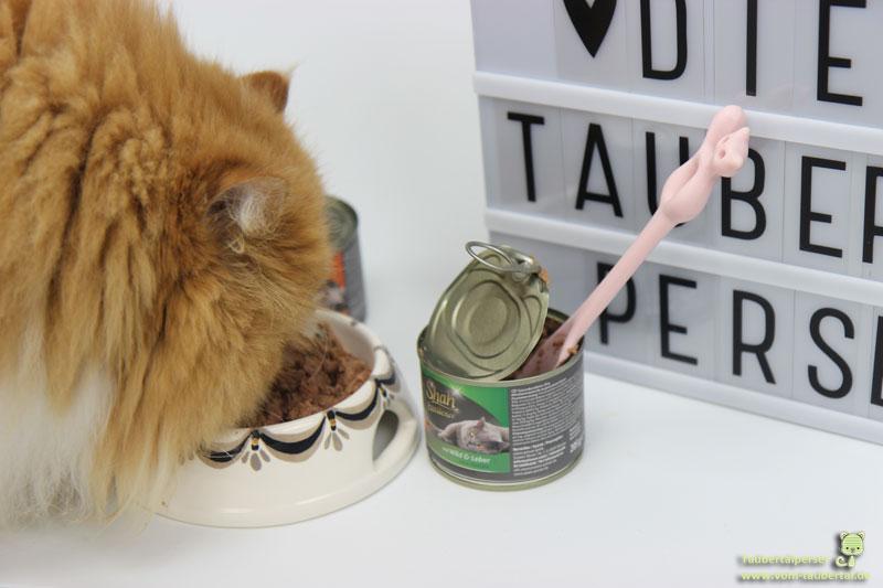 Sha Excellence Katzenfuttertest