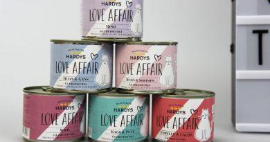 Love Affair, Katzenfuttertest, Taubertalperser