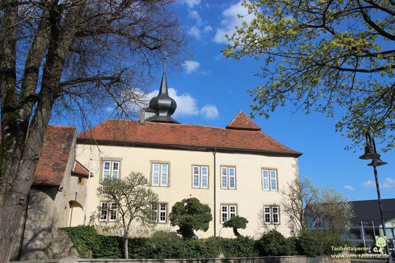 Schrozberg Schloss