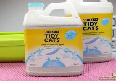 Katzenstreu im Test: Purina Tidy Cats Lightweight
