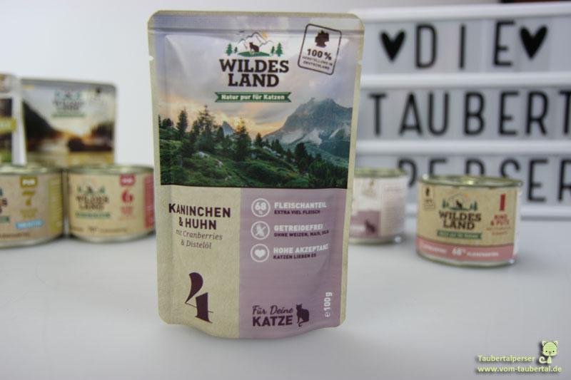 Wildes Land Classic, Katzenfuttertest, Taubertalperser