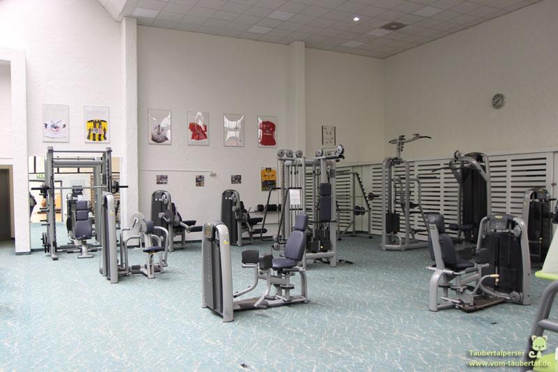 Fitnesscenter Pyramide