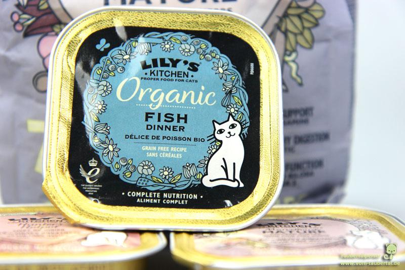 Lily's Kitchen Katzenfutter Nassfuttertest, Katzenfuttertest