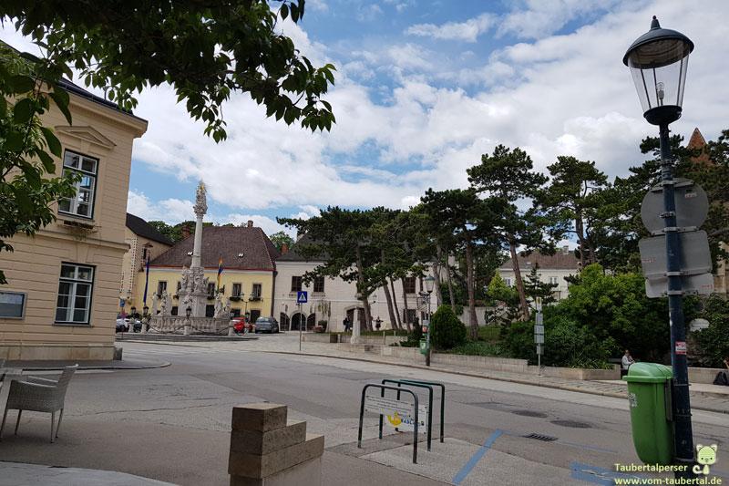 Perchtoldsdorf Marktplatz, Taubertalperser
