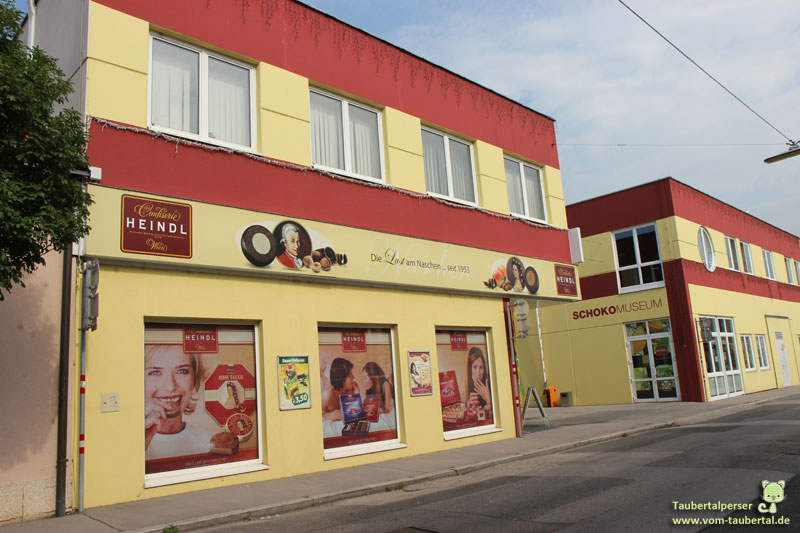 Confiserie Heindl, Wien, Liesing, Tradition