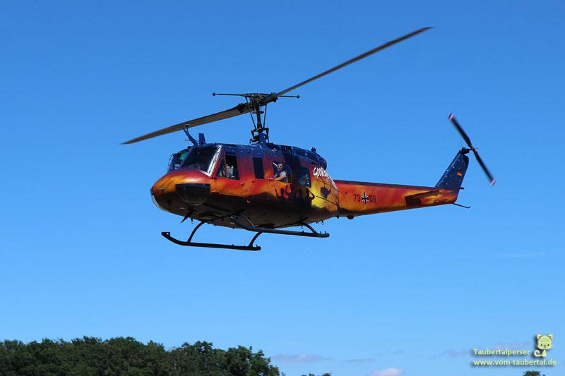 Huey, Bell, Hubschrauber
