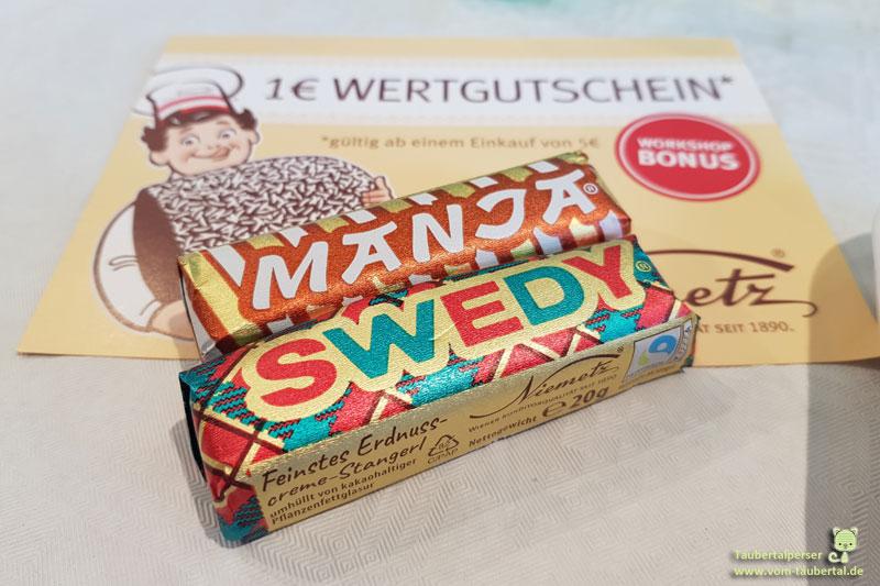 Manja und Swedy