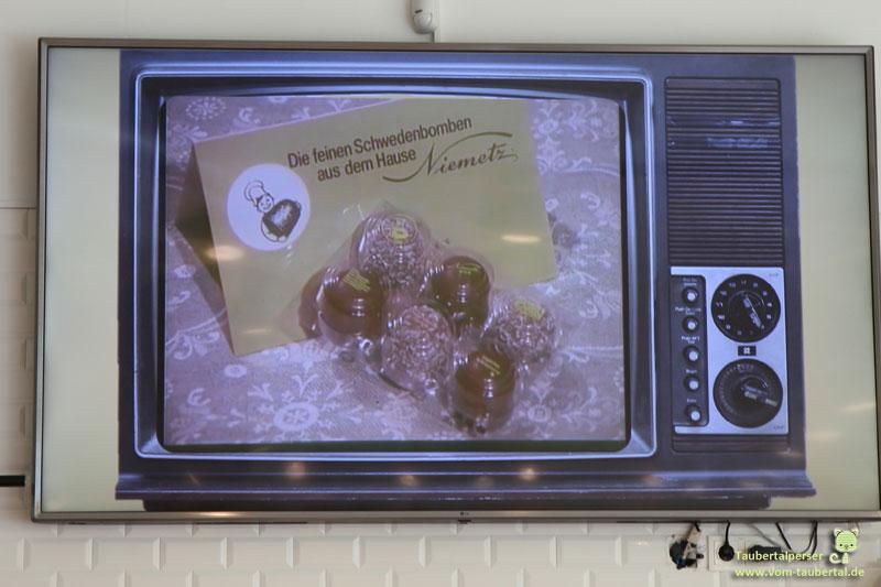 Niemetz, Schwedenbomben, TV, Wien