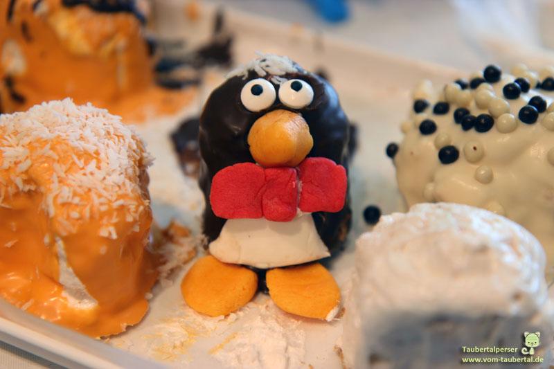 Schwedenbombe Pinguin