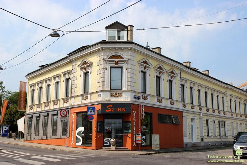 Bäckerei Szhin, Liesing, Wien, Kindheitserinnerung