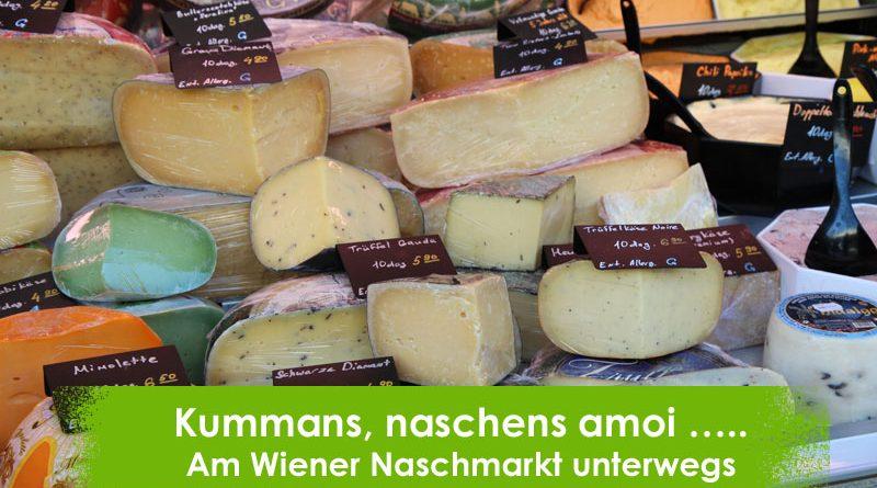 Wiener Naschmarkt, Reisen, Taubertalperser, Österreich
