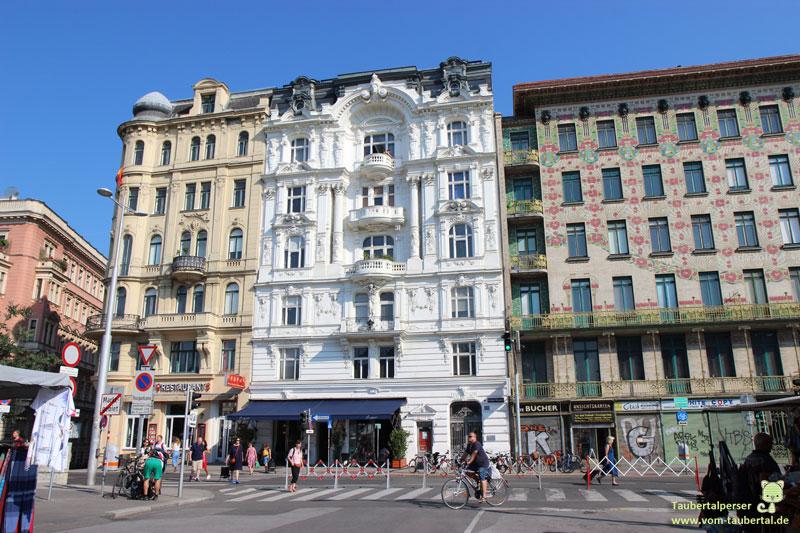 Wien, Wienzeile, Jugendstil