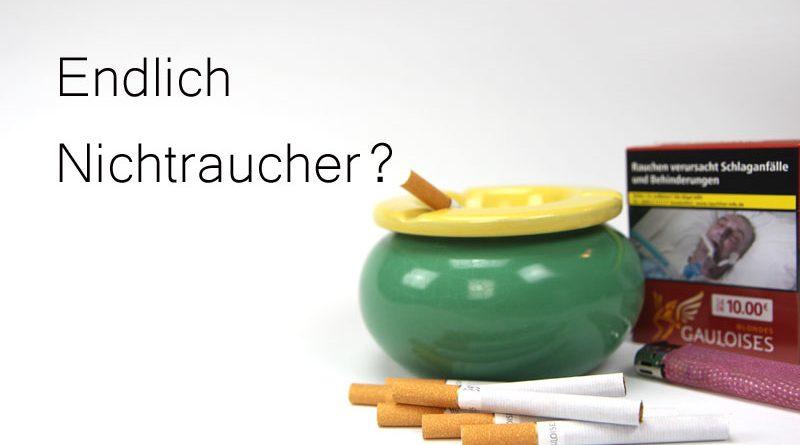 endlich Nichtraucher, Raucherentwöhnung