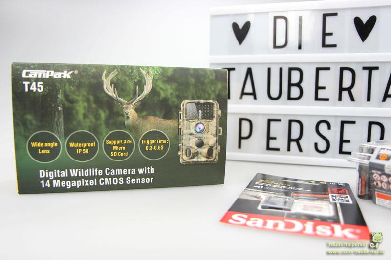 Wildcam Campark T45 Taubertalperser