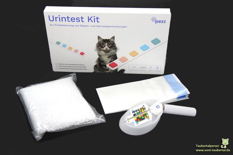 Urintest, Pezz.life, Taubertalperser, Test