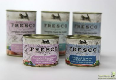 Katzenfuttertest bei den Taubertalperser – Fresco Cat – Nassbarf
